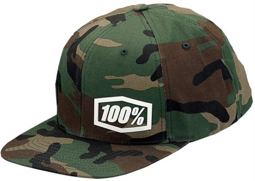 100% Machine Snapback Hat | Headwear
