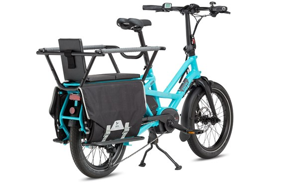 Tern Clubhouse Rear Rack/Seat