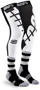 100% REV Knee Brace Performance Moto Socks