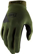 100% Ridecamp Long Finger Gloves