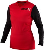 100% Ridecamp Womens Long Sleeve Jersey