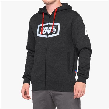100% Syndicate Hooded Zip Sweatshirt