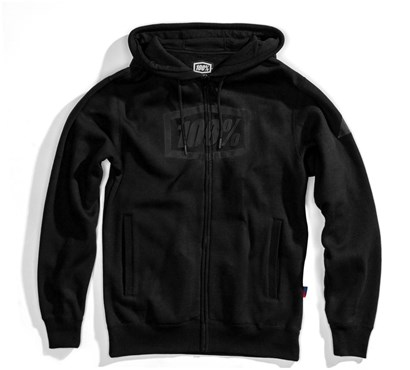 100% Syndicate Hooded Zip Sweatshirt
