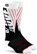 Product image for 100% Torque Comfort Moto Socks
