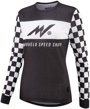 Morvelo Womens Long Sleeve MTB Jersey