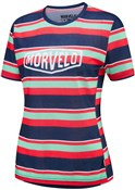 Product image for Morvelo Womens Short Sleeve MTB Jersey