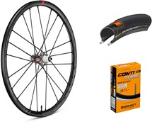 Product image for Fulcrum Racing Zero Disc 700c Wheelset with Tyres and Tubes