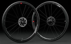 Fulcrum Racing 3 Disc 700c Wheelset
