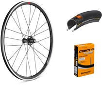 Fulcrum R3 700c Wheelset with Tyres and Tubes