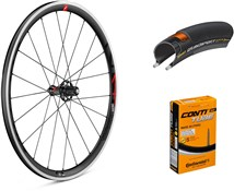 Fulcrum R4 700c Wheelset with Tyres and Tubes