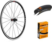 Product image for Fulcrum R6 700c Wheelset with Tyres and Tubes