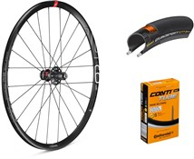 Fulcrum R6 Disc 700c Wheelset with Tyres and Tubes