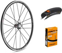 Fulcrum Racing Zero C17 700c Wheelset with Tyres and Tubes