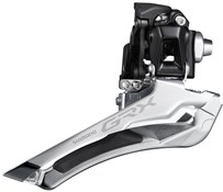Product image for Shimano GRX FD-RX400 10 Speed Braze-on Front Derailleur
