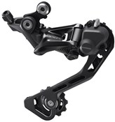 Product image for Shimano GRX RD-RX400 10 Speed Shadow+ Rear Derailleur