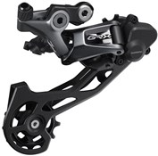 Product image for Shimano GRX RD-RX810 11 Speed Shadow+ Rear Derailleur