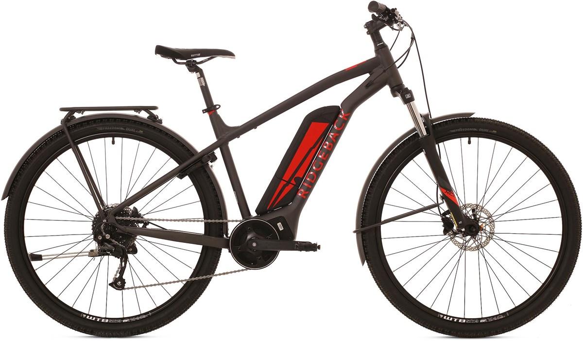 Ridgeback Arcus 2020 - Electric Hybrid Bike   City