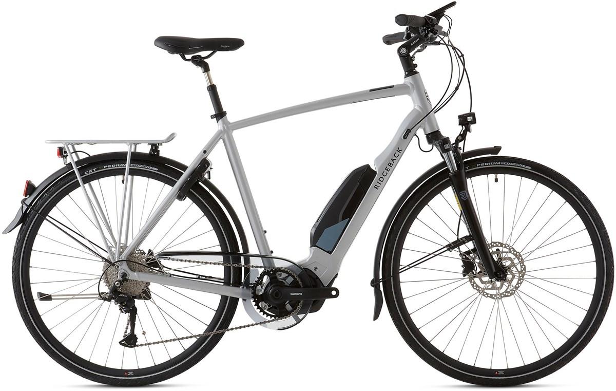 Ridgeback Cyclone 2020 - Electric Hybrid Bike   City
