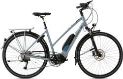 Ridgeback Cyclone Open Frame 2020 - Electric Hybrid Bike