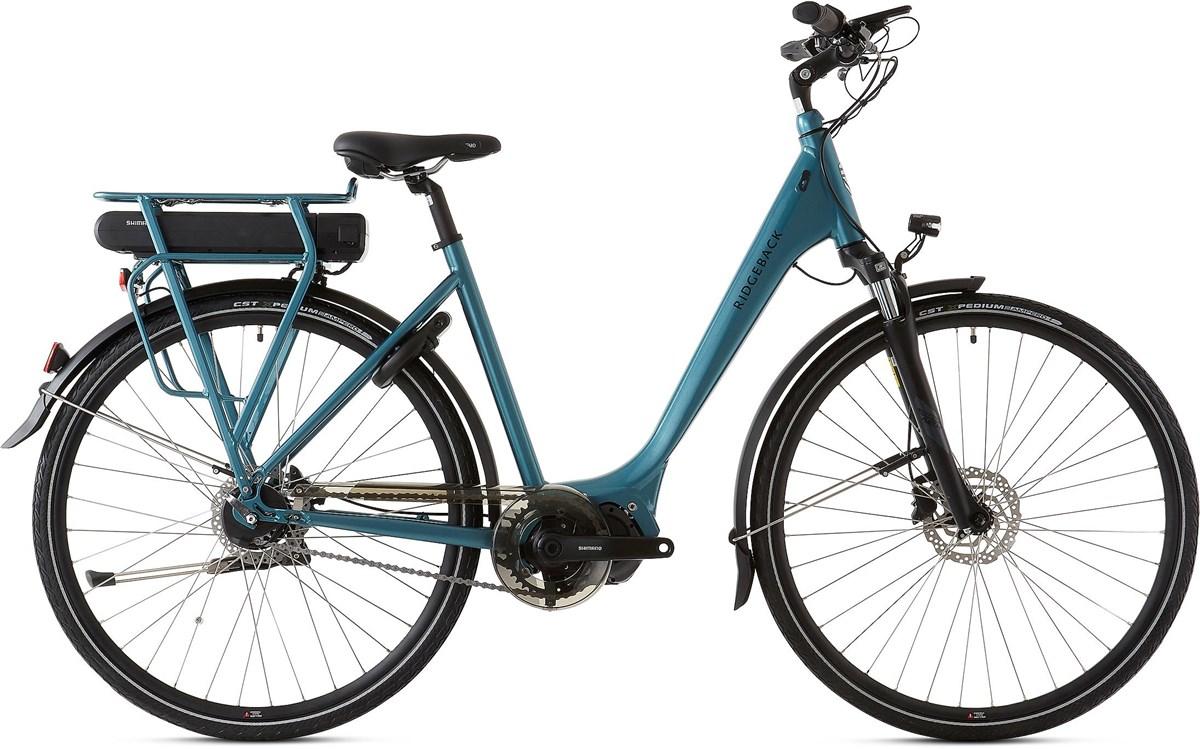 Ridgeback Electron Di2 2020 - Electric Hybrid Bike | City-cykler