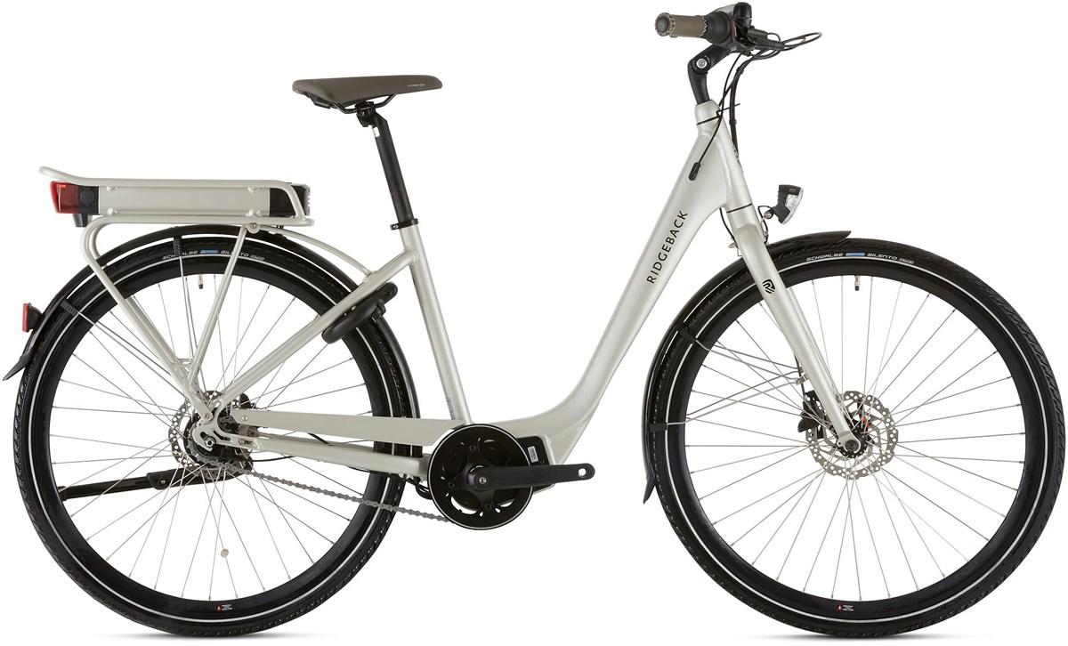 Ridgeback Electron 2020 - Electric Hybrid Bike | City-cykler