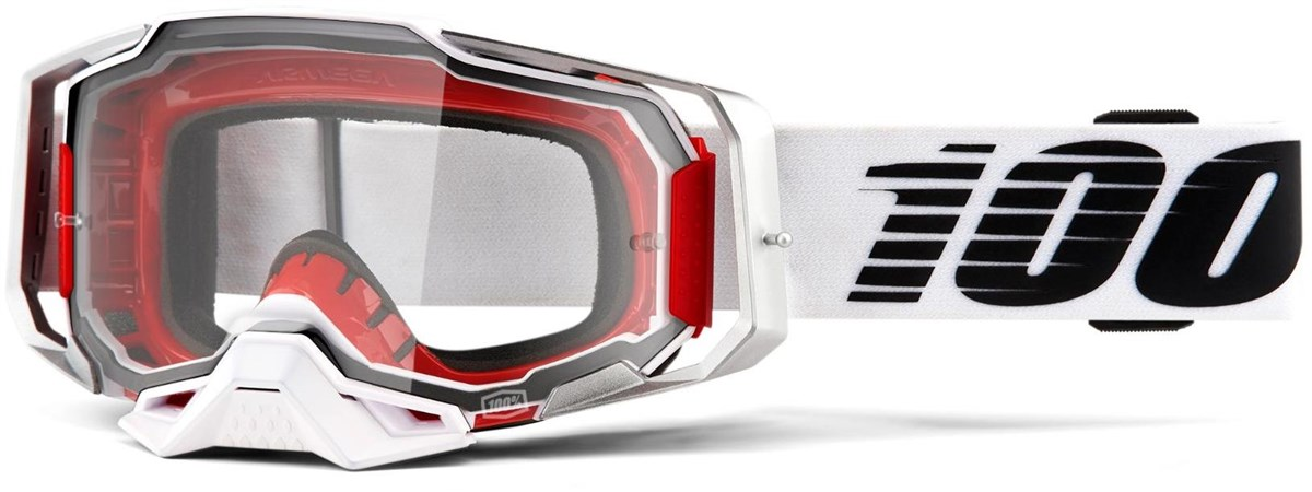 100% - Armega Clear | cycling glasses accessories