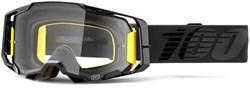 100% Armega Clear Lens Goggles