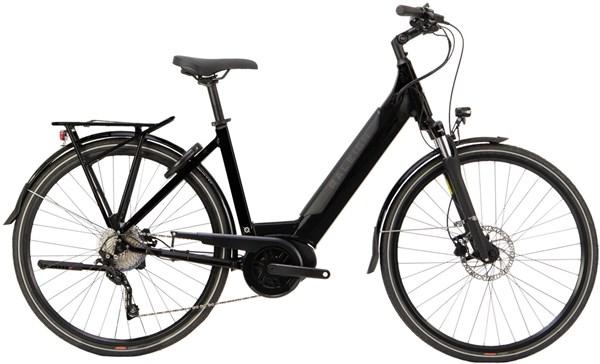 Raleigh Centros Tour Derailleur Lowstep 2021 - Electric Hybrid Bike