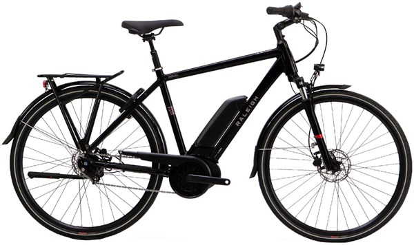 Raleigh Motus Grand Tour Hub Crossbar 2020 - Electric Hybrid Bike
