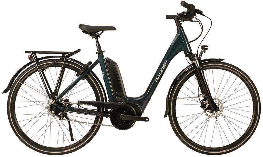 Raleigh Motus Grand Tour Hub Lowstep 2020 - Electric Hybrid Bike | City