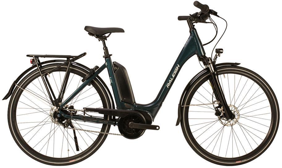 Raleigh Motus Grand Tour Hub Lowstep 2020 - Electric Hybrid Bike | City