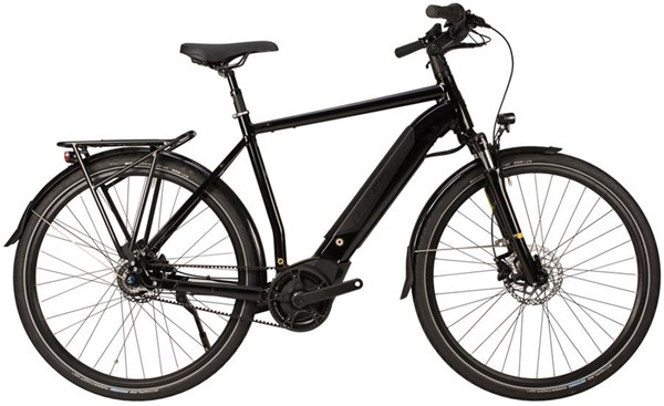 Raleigh Centros Grand Tour Hub Crossbar 2020 - Electric Hybrid Bike