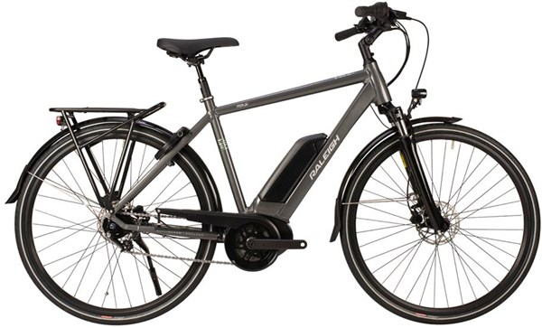 Raleigh Motus Tour Hub Crossbar 2020 - Electric Hybrid Bike