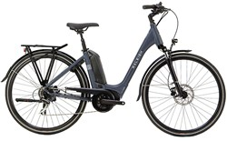 Raleigh Motus Tour Derailleur Lowstep 2021 - Electric Hybrid Bike