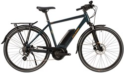 Raleigh Motus Derailleur Crossbar 2020 - Electric Hybrid Bike