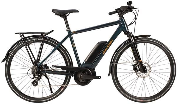 Raleigh Motus Derailleur Crossbar 2020 - Electric Hybrid Bike