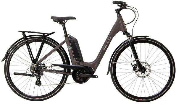 Raleigh Motus Derailleur Lowstep 2021 - Electric Hybrid Bike