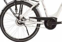 Raleigh Motus Tour Hub Lowstep 2021 - Electric Hybrid Bike