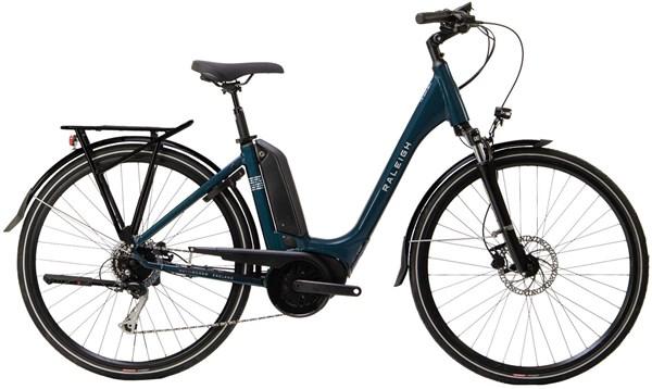 Raleigh Motus Grand Tour Derailleur Lowstep 2022 - Electric Hybrid Bike