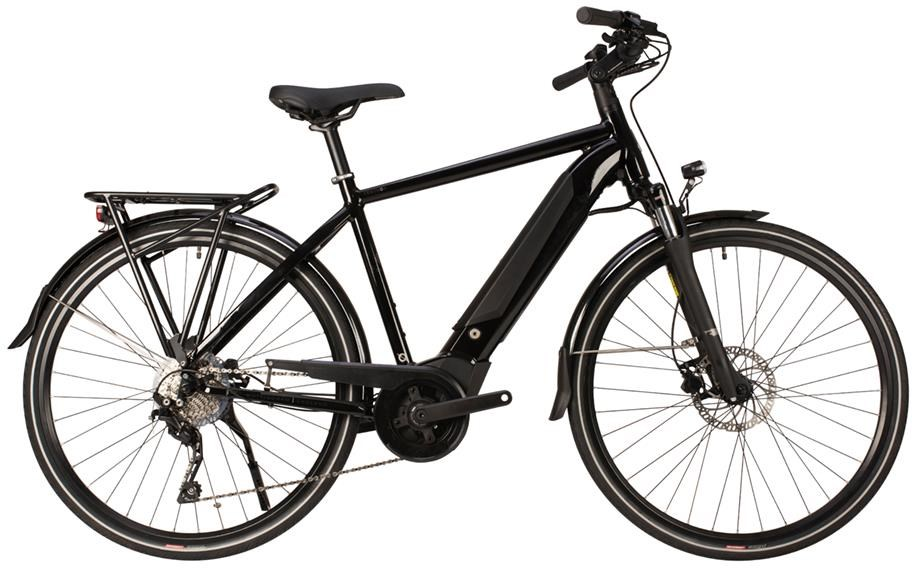 Raleigh Centros Tour Derailleur Crossbar 2020 - Electric Hybrid Bike | City