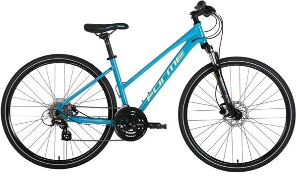 Forme Peaktrail 1 Womens 2021 - Hybrid Sports Bike