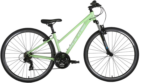 Forme Peaktrail 2 Womens 2020 - Hybrid Sports Bike