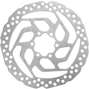 Product image for Shimano SM-RT26 6 Bolt Disc Rotor For Resin Pads