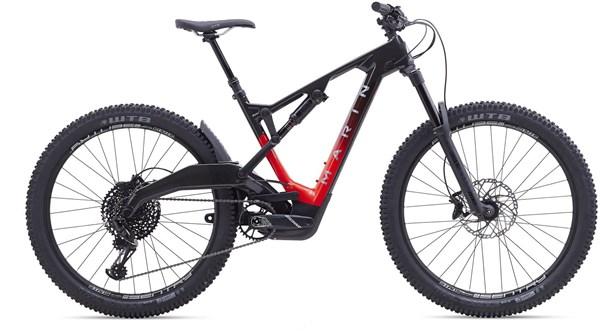 "Marin Mount Vision 8 27.5"" Mountain Bike 2020 - Trail Full Suspension MTB"
