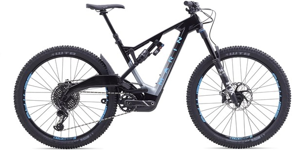 "Marin Mount Vision 9 27.5"" Mountain Bike 2019 - Trail Full Suspension MTB"