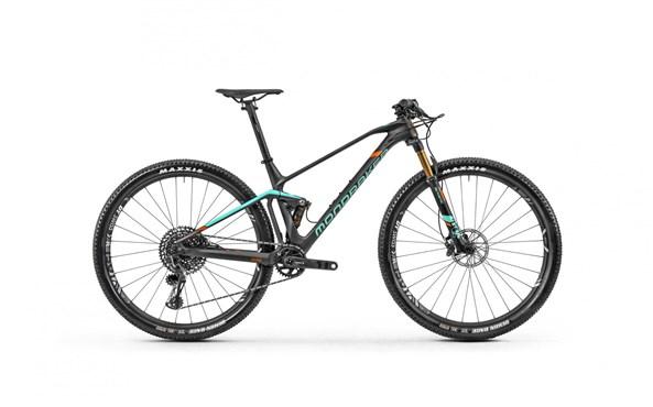 "Mondraker F-Podium Carbon R 29"" Mountain Bike 2020 - XC Full Suspension MTB"