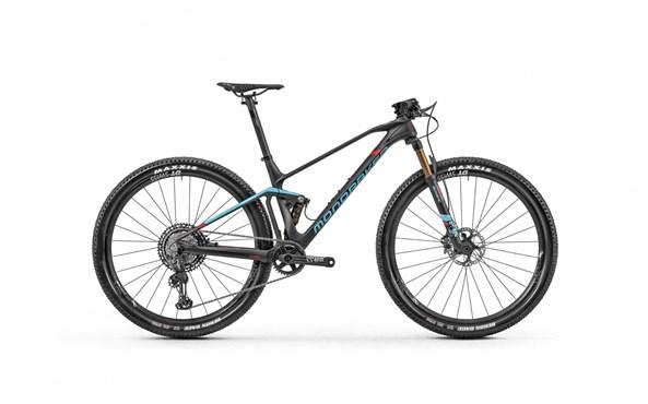 """Mondraker F-Podium Carbon RR 29"""" Mountain Bike 2020 - XC Full Suspension MTB"""