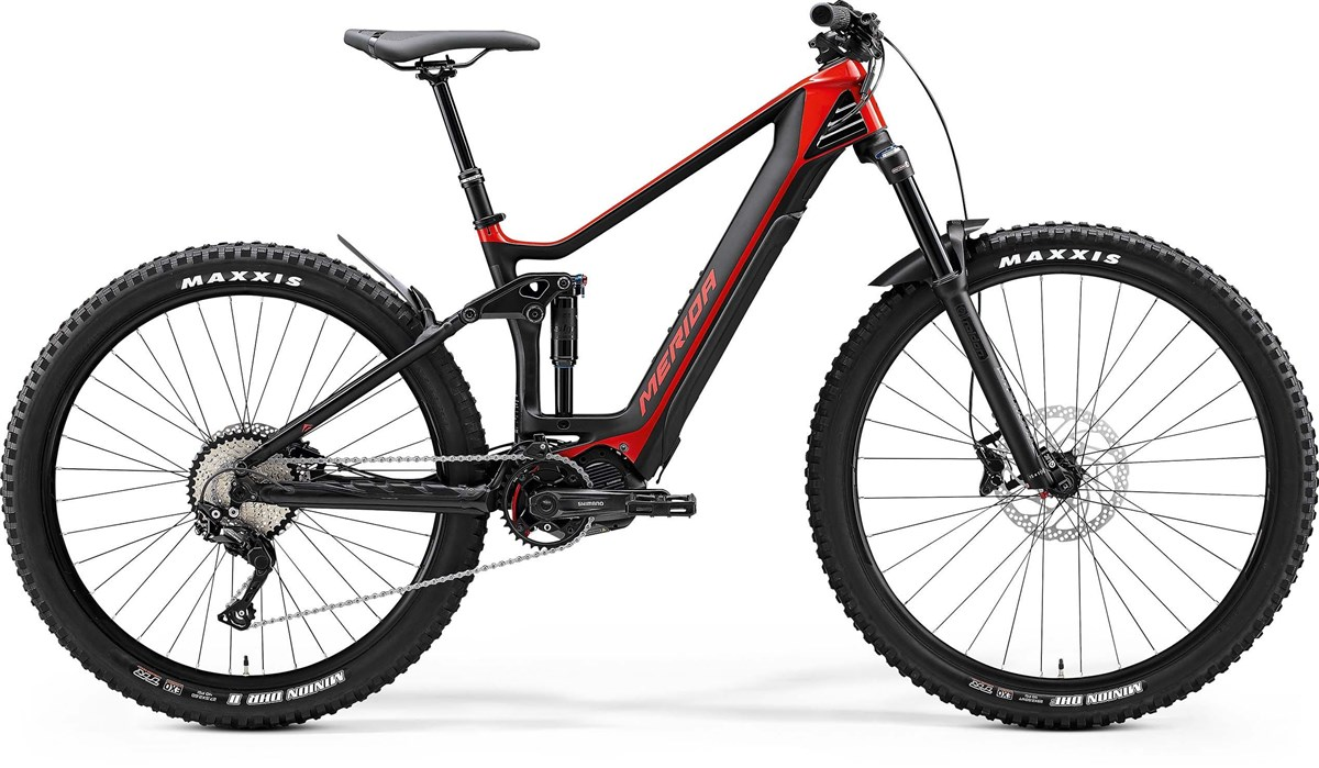 Merida eOne-Forty 4000 2020 - Electric Mountain Bike | MTB