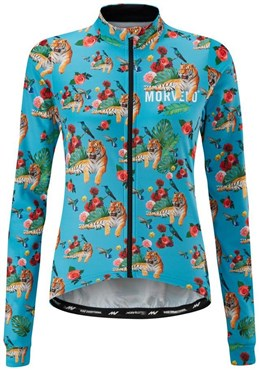 Morvelo Thermoactive Womens Long Sleeve Jersey