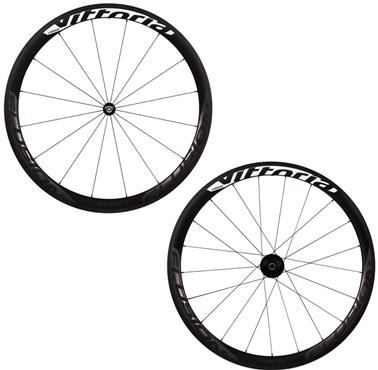 Vittoria Elusion Carbon 42 Clincher Disc Brake 700c Wheelset